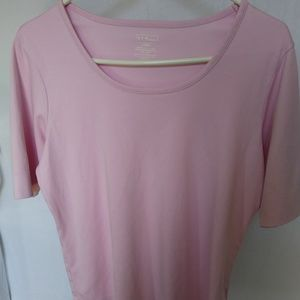 LL Bean Large womens shirt 100% Supima Cotton